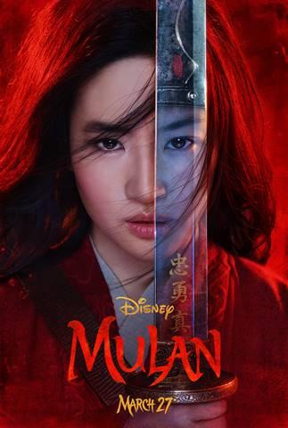 Disney's Live Action Mulan: Teaser Trailer