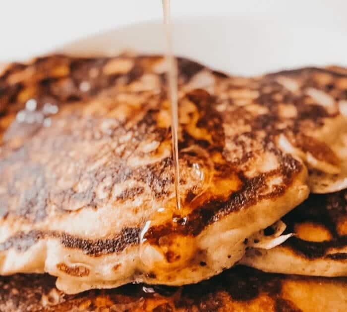 The Best Buttermilk Pancakes From Scratch