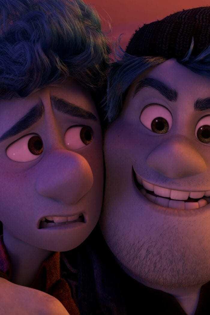Disney Pixar Onward Free Printable Coloring Pages