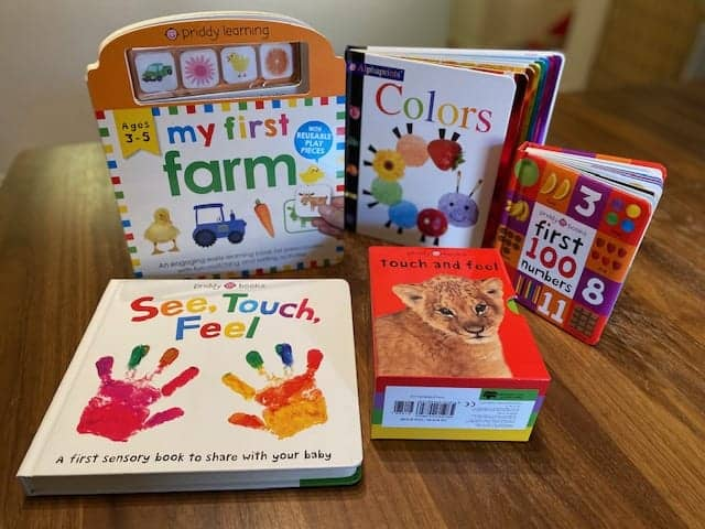 Toddler Learning With Priddy Books Learning Collection