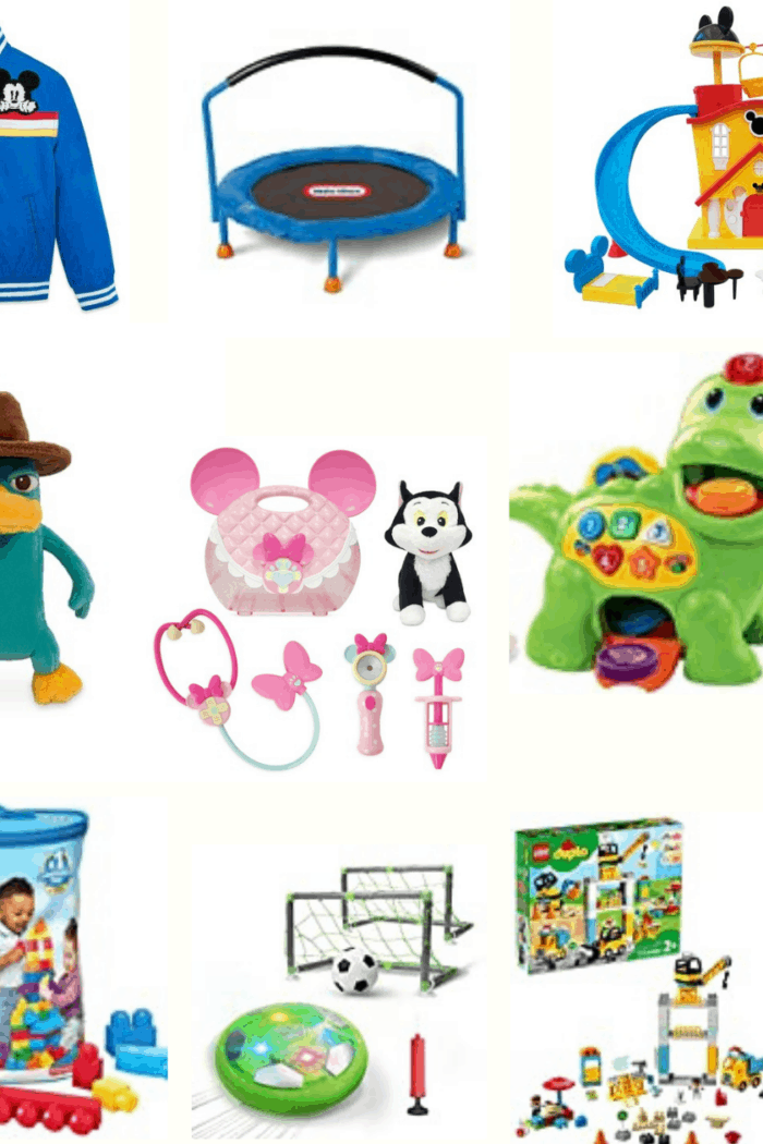 The Ultimate Gift Guide For Kids 2-4 Years Old