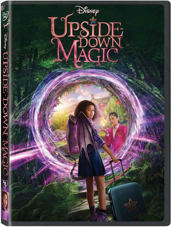 Upside Down Magic Activity Sheet and Bonus Features