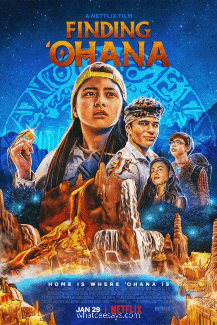 Finding 'Ohana Interview With the Cast & Crew