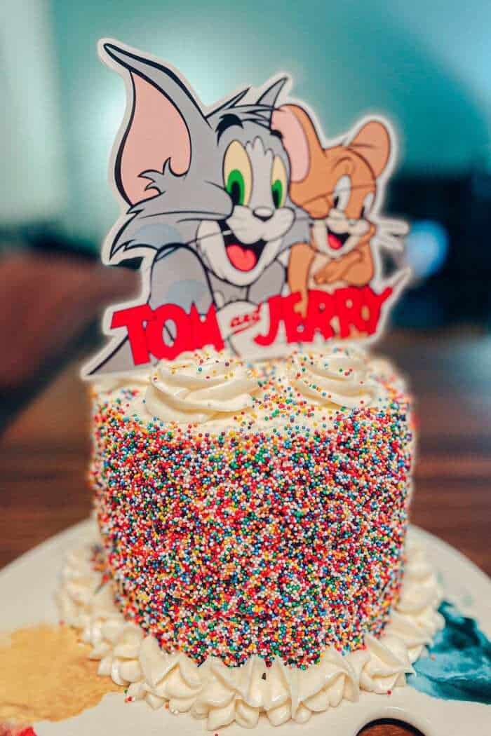 Tom & Jerry The Movie – Press Junket & The Most Epic Cake