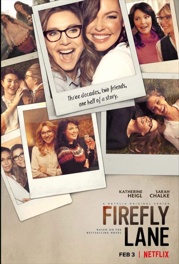 FIREFLY LANE SPOILER FREE REVIEW