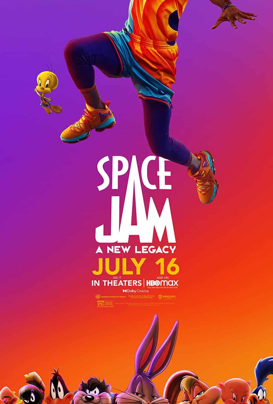 Space Jam: A New Legacy Spoiler Free Parent Review