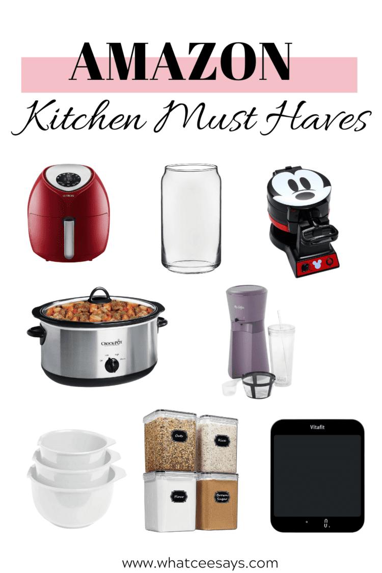 amazon kitchen must haves