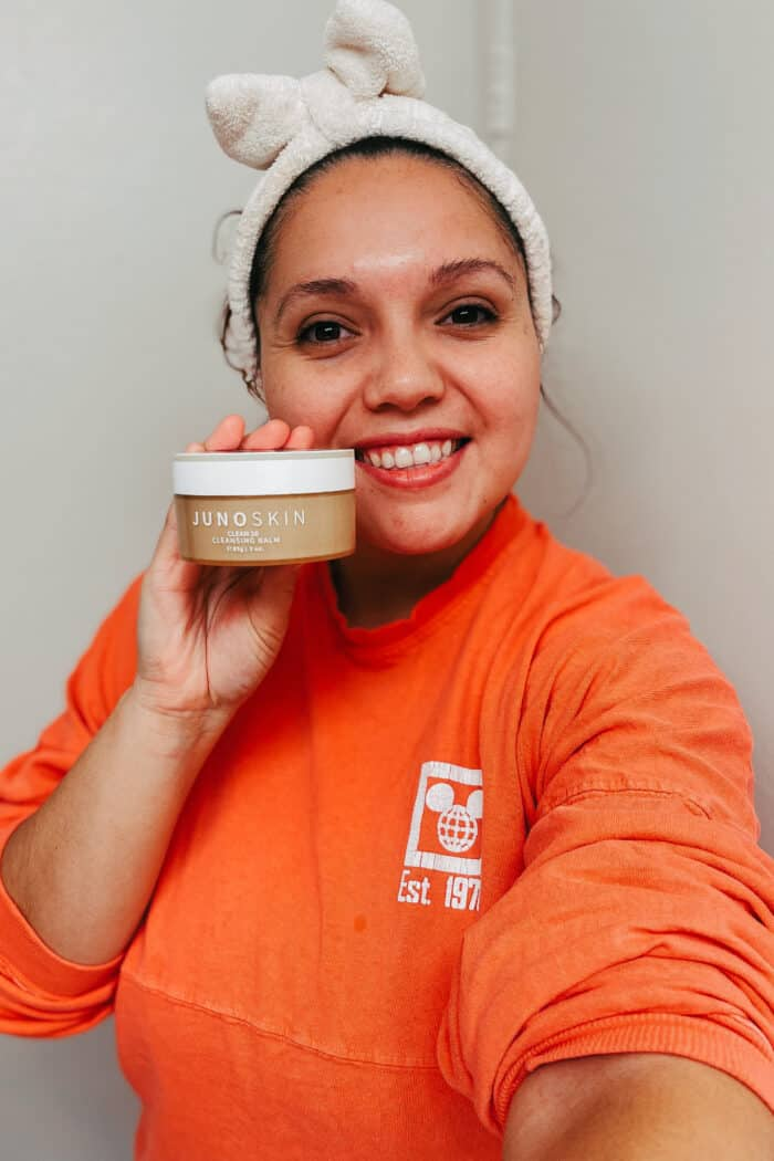 JunoSkin Cleansing Balm Review